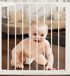 Pet dog door gate and baby safety gate