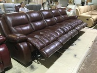 Wholesale recliner sofa with leather,PU,microfiber leather