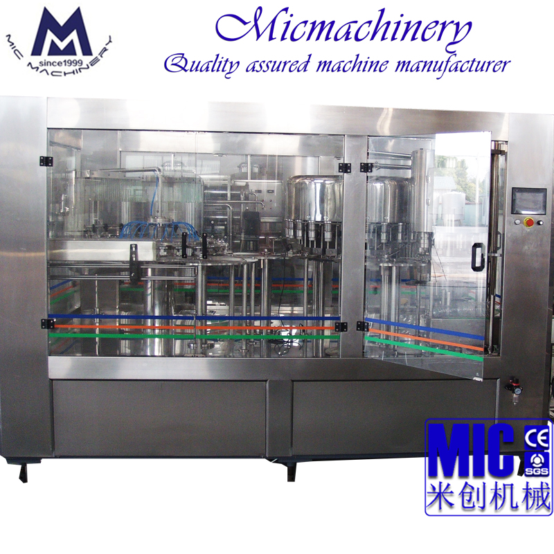 MIC 24-24-8 Micmachinery high quality bottled water manufacturing equipment
