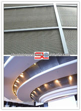Anping Building Decorative type Wire network/net/metal curtain(professional)