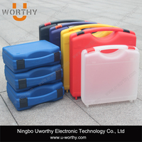 Uworthy Custom Plastic Carry Tool Case with Foam Made in China