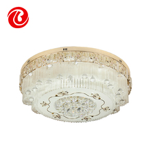 New model industrial big pakistan crystal ceiling remote control led chandelier