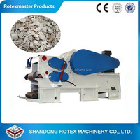 Drum Wood Chipper Machine Price 8-15t/h Capacity Wood Log Chipping Machine