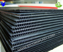 Wholesale for 3mm 4mm black corrugated cardboard sheets