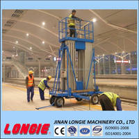 LISJL0.2-18 Super high Aerial work Platform/Super high lift