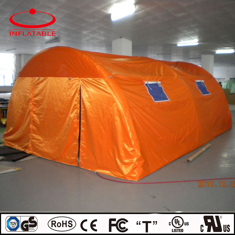 inflatable relief tent, inflatable event tent, inflatable camping tent
