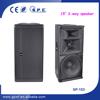 SPE Audio 3 Way Pro 15 inch 600 Watt Speakers SP-153
