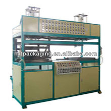 China PVC blister vacuum form machine