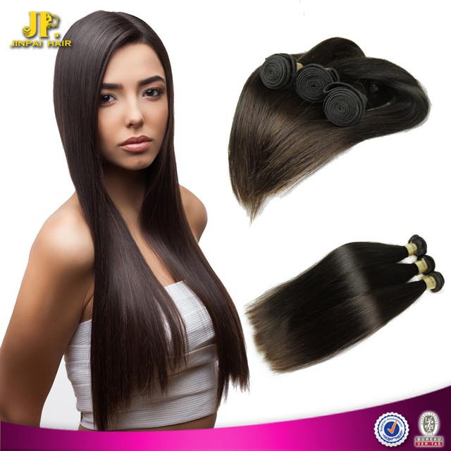 Fast Shipping Cheap Straight Human Hair Weaving Remy Human Hair