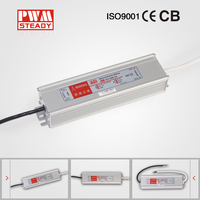 China new products IP67 waterproof 100W constant voltage 15V led driver power supply ac to dc switching power supply