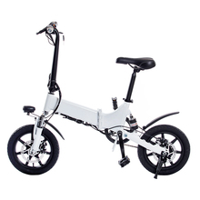 Powerful Portable Folding Cardio Master Spin Green Wheels Electric Dirt Bike for Adults