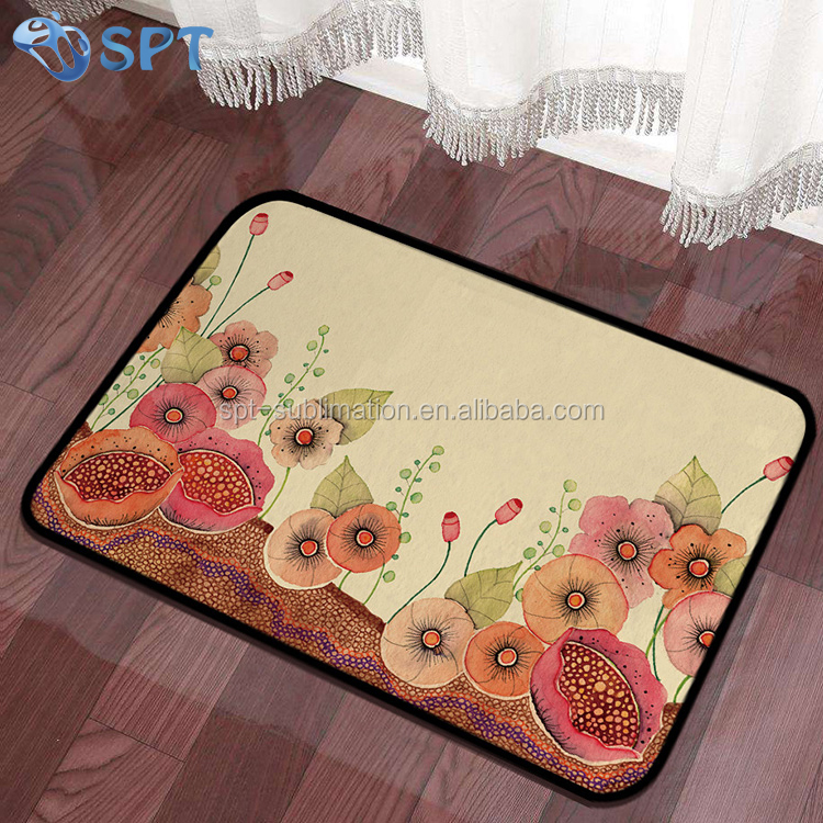 blank heat transfer sublimation blank doormat