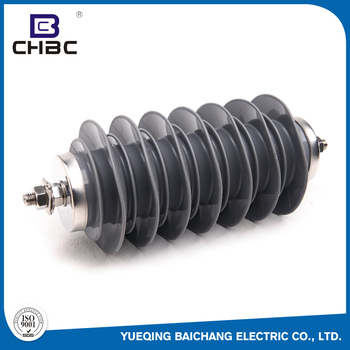 CHBC High Quality 21KV10KA Class 2 Lightning Surge Protection System Arrester