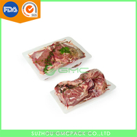 PA/EVOH/PE Multilayer Food Grade Thermoforming Film Packaging Plastic Roll Film for Fresh or Frozen Meat