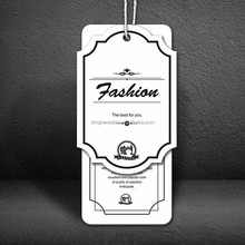 Custom Swing Garment label / Shoes / Bag Personalized Clothing Tags