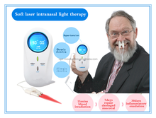 Laser therapy device allergic semiconductor rhinitis laser treatment instrument
