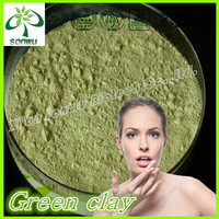 Green clay/french green clay/green clay mask