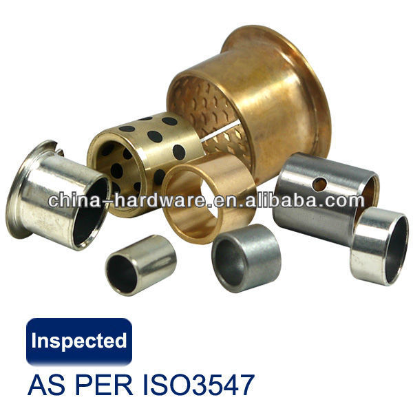 Agricultural flanged miniature china Cheap bearing bushing stock list supplier manufacturer