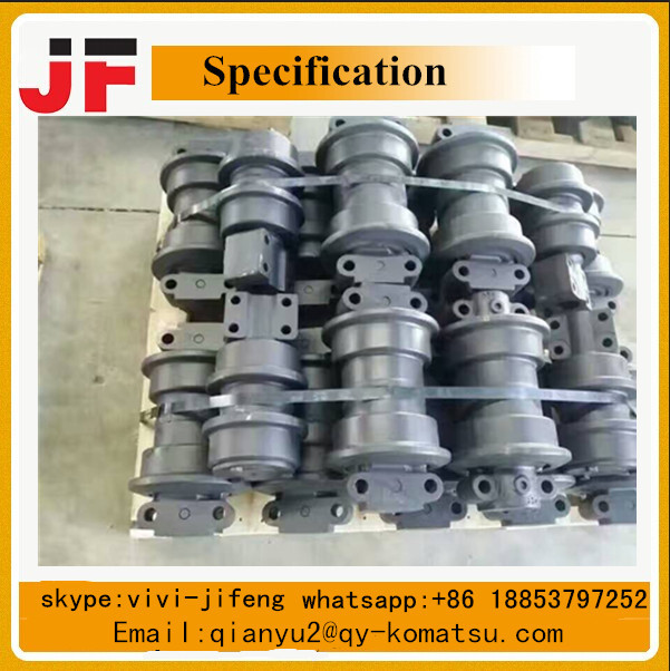 Construction machinery pc200-8 excavator undercarriage spare parts for sale
