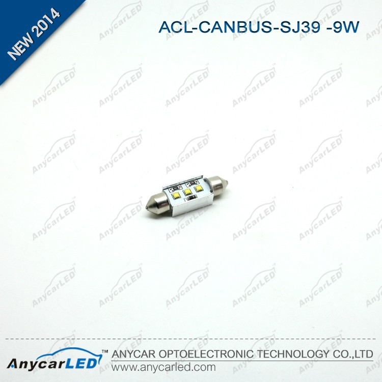Canbus Festoon 39mm LED auto bulb