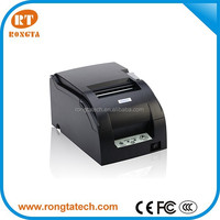 76mm thermal dot matrix poster printer machine with high speed