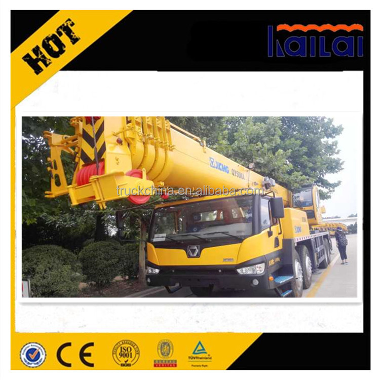 High efficient XCMG mobile crane for sale