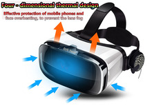 Big Promotions Wholesales Factory Virtual Reality VR 3D Glasses , 3D headset