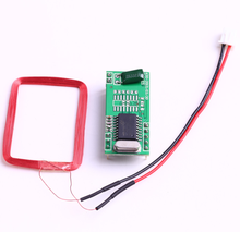 rm630 low price em18 134.2Khz 125Khz ttl rs232 wg RFID smart card reader module(read only)