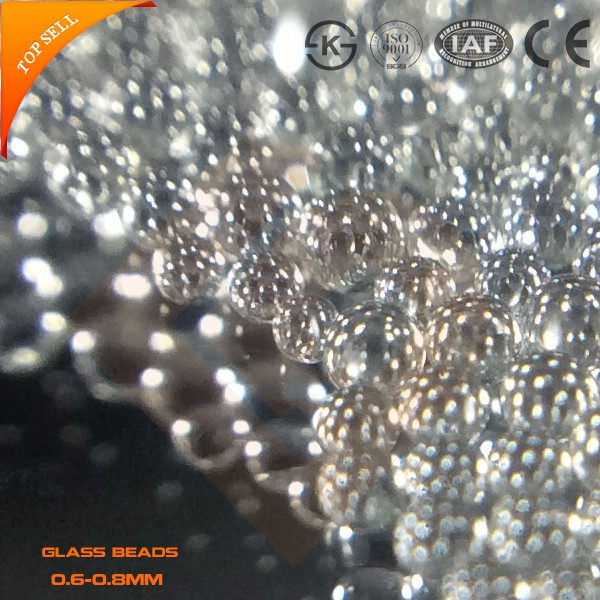 0.2-0.4 mm reflective Glass Beads for Road Marking