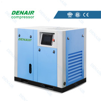 Low noise mobile screw air compressor ,ODE solenoid valve