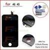 for iphone 4 lcd screen Lcd Touch Screen 3.5inch Black & White Mobile Phone LCD With Free Tools