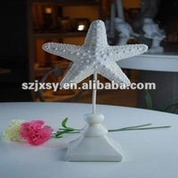 Indoor Decor Ornament Resin Five-pointed Star Crafts