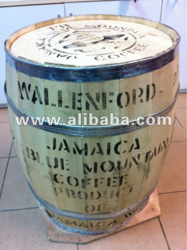 "Jamaica Blue Mountain "" Wallenford "" Coffee Bean Grade 1"