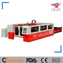 500W fiber laser cutting machine for metal cutter in Auto parts industry
