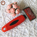 Pet Grooming Brush Deshedding Tool Dog And Cat Dematting Comb Shell-shaped Shedding Comb