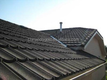 hot sale colorful stone sand coated metal roofing tiles wholesale roofing shingles manufacturer