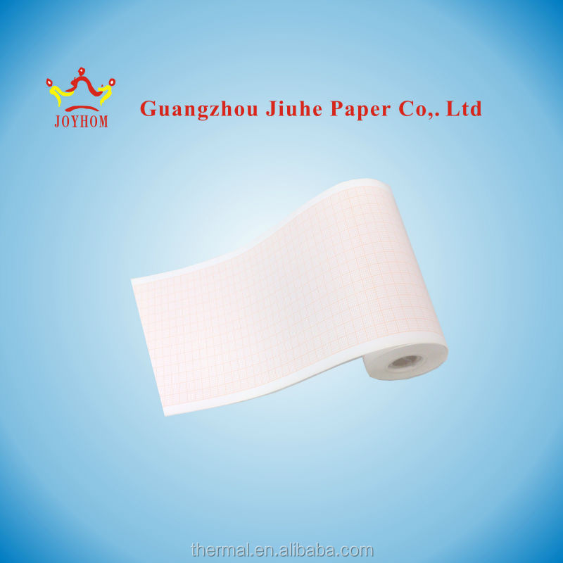 Green Grid Medical CTG Paper Recording Chart Paper in Guangzhou