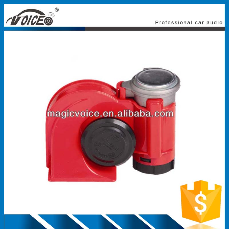 high quality electric air pressure horn 12v motorcycle with pump air horn