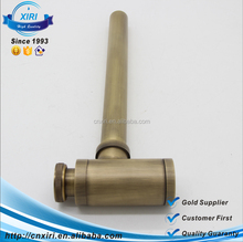 Solid Brass Plumbing P-Trap Bathroom Sink Pipe Bottle Traps For Wash Basins & Waste Drainer Pop Up