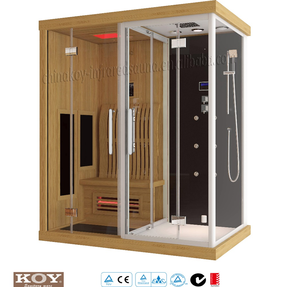 List Manufacturers of Sauna Shower Combination Buy Sauna Shower