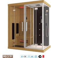 2016 Luxury sauna steam shower room combination 01-K79A