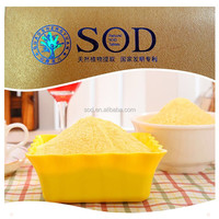 Water soluble antioxidant maize extract super oxide dismutase organic protein powder