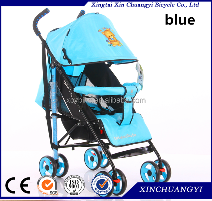 HOT SALE air wheels baby jogger stroller/360 degree wheels baby carriage 3 in 1