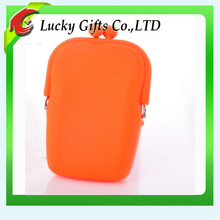 Mini personalized silicone waterproof camera bag