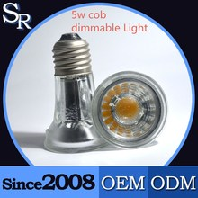 5w E27 LED Spotlight bulb