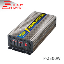 2.5kw price of inverter dc 24v to ac 220v stand alone pure sine wave inverter 2500w tbe