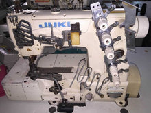 used juki industrial interlock sewing machine be suitable for trousers ears