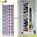 shoe cabinet with huge mirror door from China supplier