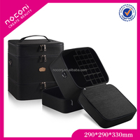 China top ten selling products REACH approval leather beauty cosmetic case