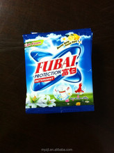 High foam FUBAI 35 Laundry detergent powder